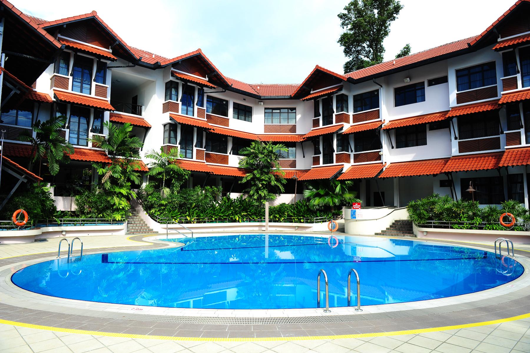 CSR Sentosa Swimming Pool