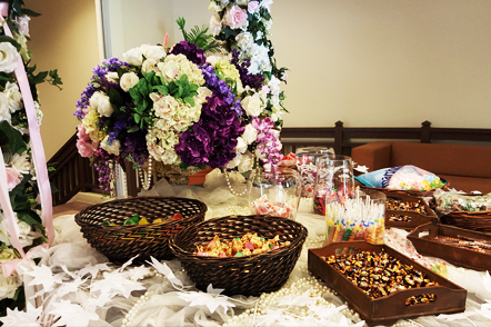 Table Decorations Meetings Page